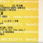 Queen-02042005-tiquet