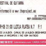 Noa-2008-tiquet