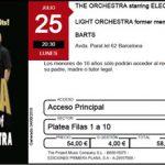 ELO-ticket