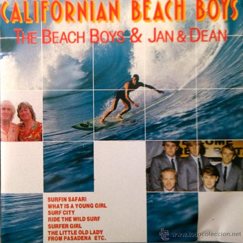 Jan & Dean / Californian Beach Boys