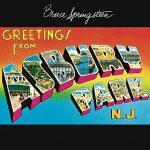 Greetings from Asbury Park-Bruce Springsteen