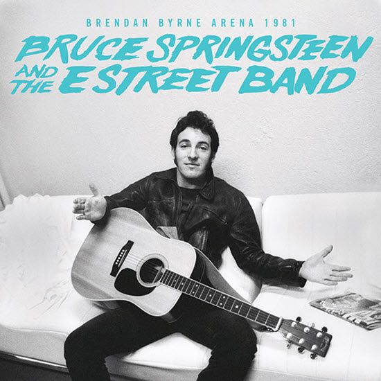 BRUCE SPRINGSTEEN AND THE E STREET BAND – BRENDAN BYRNE ARENA EAST RUTHERFORD, NJ – 09/07/1981