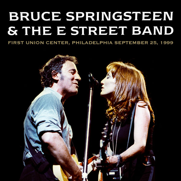 BRUCE SPRINGSTEEN AND THE E STREET BAND – FIRST UNION CENTER PHILADELPHIA, PA – 25/09/1999