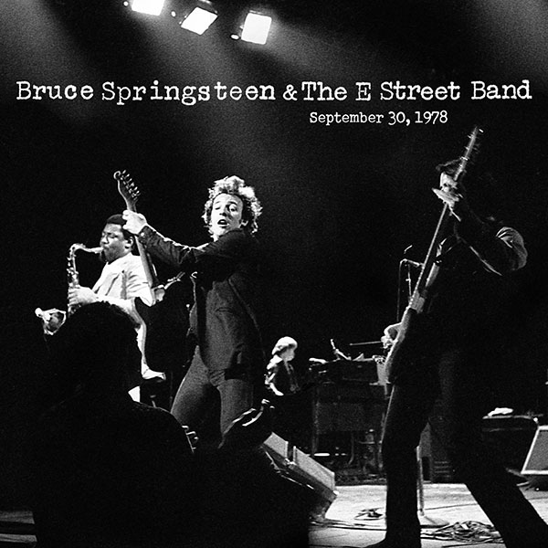 BRUCE SPRINGSTEEN AND THE E STREET BAND – THE FOX THEATRE ATLANTA, GA – 30/09/1978