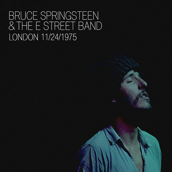 BRUCE SPRINGSTEEN AND THE E STREET BAND – HAMMERSMITH ODEON LONDON, UK – 24/11/1975